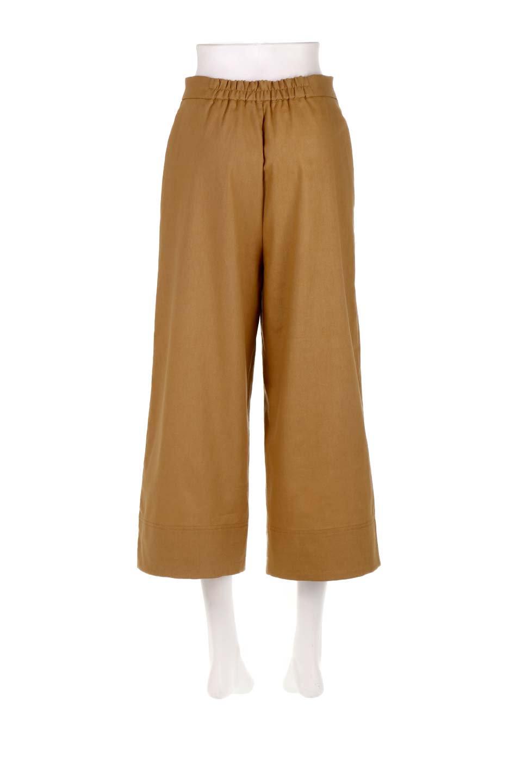 WideLegSailorPantsワイドレッグ・セイラーパンツ大人カジュアルに最適な海外ファッションのothers(その他インポートアイテム)のボトムやパンツ。フロントのボタンが可愛いセイラーパンツ。毎年人気のマリン系のコーデで大活躍間違いなしの人気アイテム。/main-9