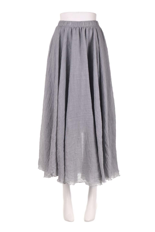HighWaistLinenmaxiSkirtハイウエスト・リネンマキシスカートのボトムやスカート。薄手で軽やかなスカート。コーディネートのしやすさ抜群のオールマイティーなスカート。/main-10