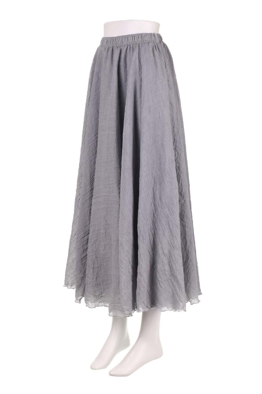 HighWaistLinenmaxiSkirtハイウエスト・リネンマキシスカートのボトムやスカート。薄手で軽やかなスカート。コーディネートのしやすさ抜群のオールマイティーなスカート。/main-11
