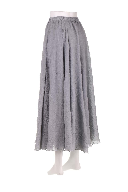 HighWaistLinenmaxiSkirtハイウエスト・リネンマキシスカートのボトムやスカート。薄手で軽やかなスカート。コーディネートのしやすさ抜群のオールマイティーなスカート。/main-13