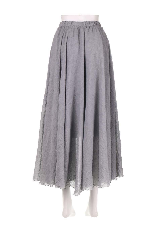 HighWaistLinenmaxiSkirtハイウエスト・リネンマキシスカートのボトムやスカート。薄手で軽やかなスカート。コーディネートのしやすさ抜群のオールマイティーなスカート。/main-14