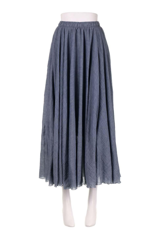 HighWaistLinenmaxiSkirtハイウエスト・リネンマキシスカートのボトムやスカート。薄手で軽やかなスカート。コーディネートのしやすさ抜群のオールマイティーなスカート。/main-15