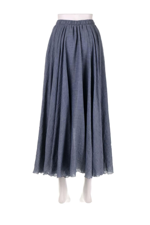 HighWaistLinenmaxiSkirtハイウエスト・リネンマキシスカートのボトムやスカート。薄手で軽やかなスカート。コーディネートのしやすさ抜群のオールマイティーなスカート。/main-19