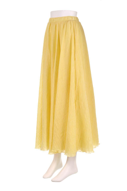 HighWaistLinenmaxiSkirtハイウエスト・リネンマキシスカートのボトムやスカート。薄手で軽やかなスカート。コーディネートのしやすさ抜群のオールマイティーなスカート。/main-26