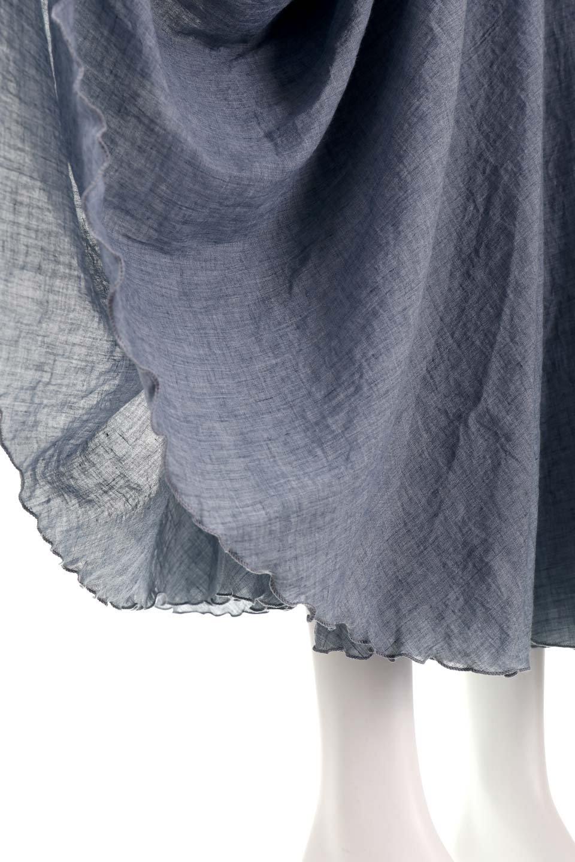 HighWaistLinenmaxiSkirtハイウエスト・リネンマキシスカートのボトムやスカート。薄手で軽やかなスカート。コーディネートのしやすさ抜群のオールマイティーなスカート。/main-38