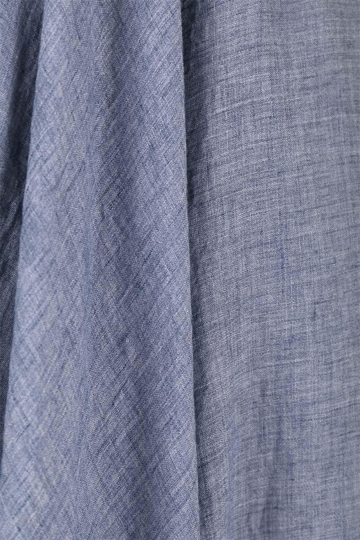 HighWaistLinenmaxiSkirtハイウエスト・リネンマキシスカートのボトムやスカート。薄手で軽やかなスカート。コーディネートのしやすさ抜群のオールマイティーなスカート。/main-41