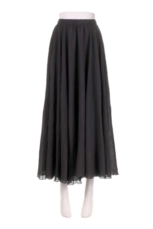 HighWaistLinenmaxiSkirtハイウエスト・リネンマキシスカートのボトムやスカート。薄手で軽やかなスカート。コーディネートのしやすさ抜群のオールマイティーなスカート。/main-5