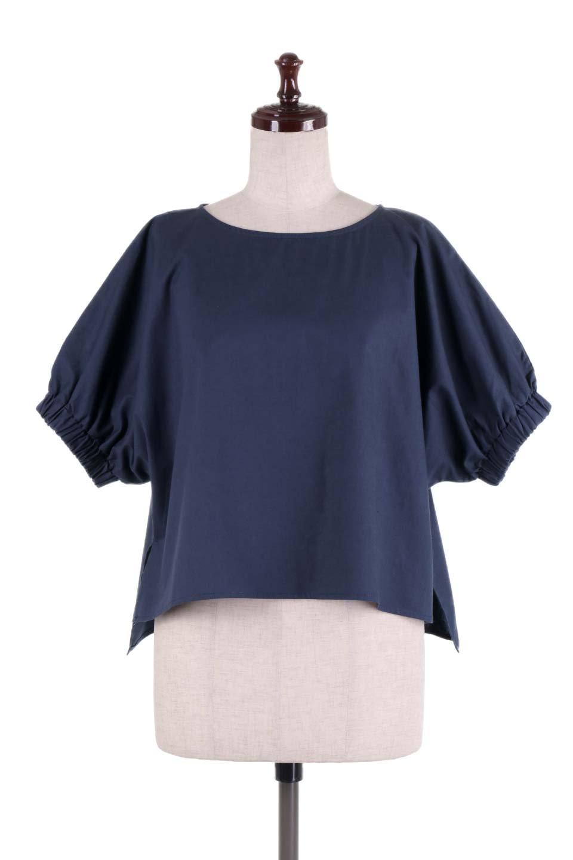 DolmanWideBlouseドルマンスリーブ・ワイドブラウス大人カジュアルに最適な海外ファッションのothers(その他インポートアイテム)のトップスやシャツ・ブラウス。張りのあるしっかりした生地のドルマンスリーブブラウス。スクエアデザインのゆったりシルエットで体系を問わず楽しめるアイテムです。/main-10