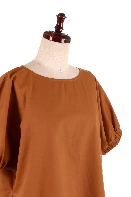 DolmanWideBlouseドルマンスリーブ・ワイドブラウス大人カジュアルに最適な海外ファッションのothers(その他インポートアイテム)のトップスやシャツ・ブラウス。張りのあるしっかりした生地のドルマンスリーブブラウス。スクエアデザインのゆったりシルエットで体系を問わず楽しめるアイテムです。/main-15