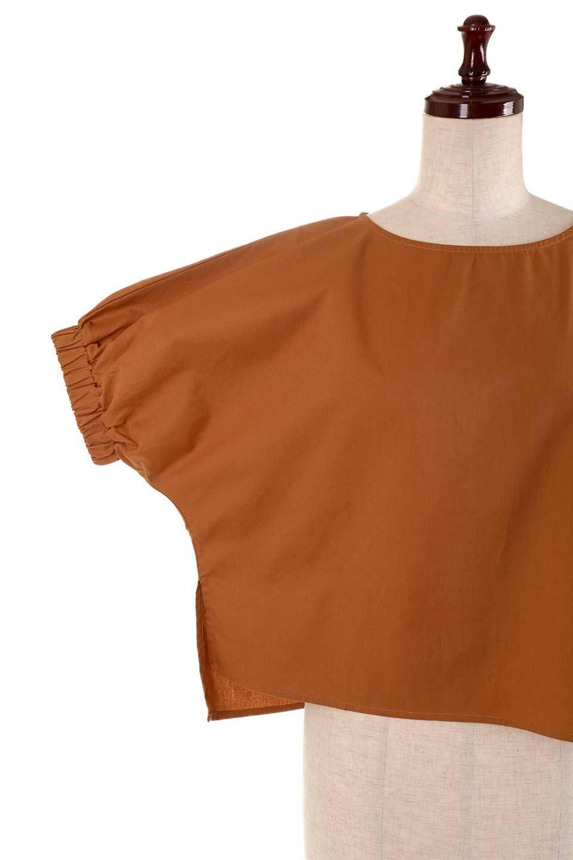 DolmanWideBlouseドルマンスリーブ・ワイドブラウス大人カジュアルに最適な海外ファッションのothers(その他インポートアイテム)のトップスやシャツ・ブラウス。張りのあるしっかりした生地のドルマンスリーブブラウス。スクエアデザインのゆったりシルエットで体系を問わず楽しめるアイテムです。/main-17