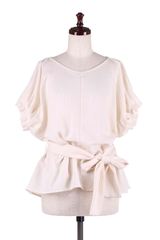 SlubGauzeDolmanBlouseレーヨンスラブガーゼ・ドルマンブラウス大人カジュアルに最適な海外ファッションのothers(その他インポートアイテム)のトップスやシャツ・ブラウス。ムラ糸を使用した夏素材が嬉しいドルマンスリーブのブラウス。生地はレーヨン100%のスラブガーゼでテロテロの質感がです。/main-10