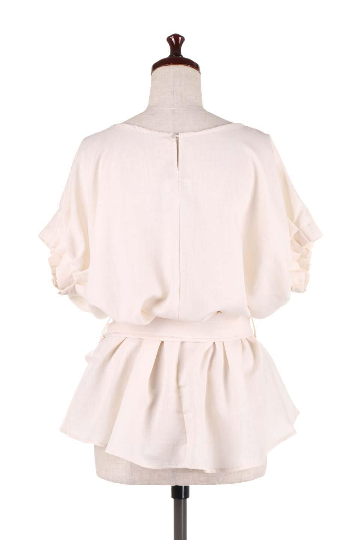 SlubGauzeDolmanBlouseレーヨンスラブガーゼ・ドルマンブラウス大人カジュアルに最適な海外ファッションのothers(その他インポートアイテム)のトップスやシャツ・ブラウス。ムラ糸を使用した夏素材が嬉しいドルマンスリーブのブラウス。生地はレーヨン100%のスラブガーゼでテロテロの質感がです。/main-14
