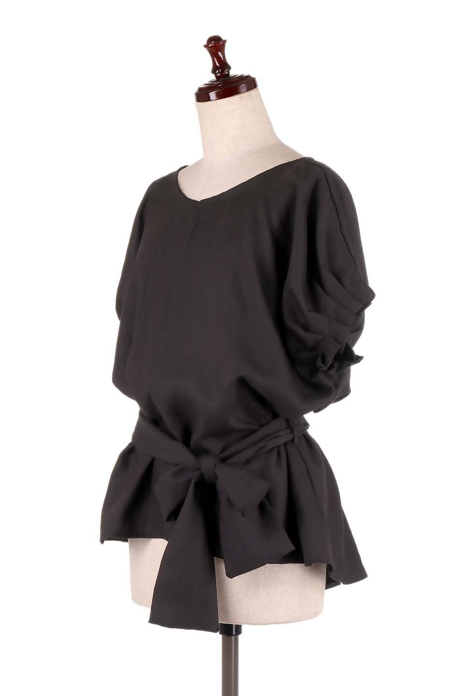SlubGauzeDolmanBlouseレーヨンスラブガーゼ・ドルマンブラウス大人カジュアルに最適な海外ファッションのothers(その他インポートアイテム)のトップスやシャツ・ブラウス。ムラ糸を使用した夏素材が嬉しいドルマンスリーブのブラウス。生地はレーヨン100%のスラブガーゼでテロテロの質感がです。/main-16