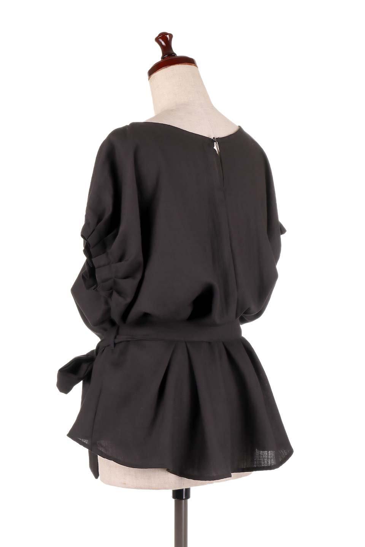 SlubGauzeDolmanBlouseレーヨンスラブガーゼ・ドルマンブラウス大人カジュアルに最適な海外ファッションのothers(その他インポートアイテム)のトップスやシャツ・ブラウス。ムラ糸を使用した夏素材が嬉しいドルマンスリーブのブラウス。生地はレーヨン100%のスラブガーゼでテロテロの質感がです。/main-18