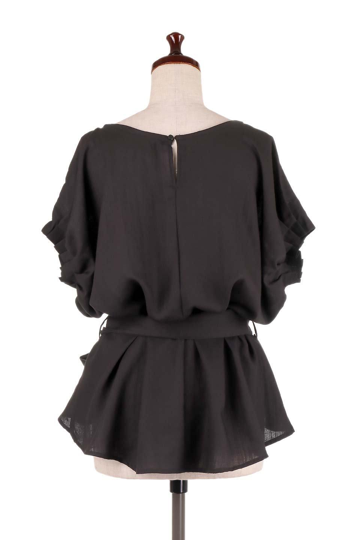 SlubGauzeDolmanBlouseレーヨンスラブガーゼ・ドルマンブラウス大人カジュアルに最適な海外ファッションのothers(その他インポートアイテム)のトップスやシャツ・ブラウス。ムラ糸を使用した夏素材が嬉しいドルマンスリーブのブラウス。生地はレーヨン100%のスラブガーゼでテロテロの質感がです。/main-19