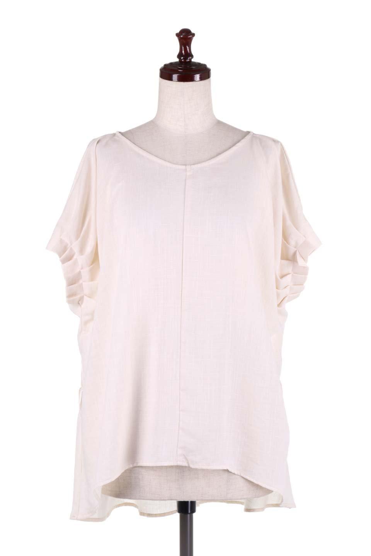 SlubGauzeDolmanBlouseレーヨンスラブガーゼ・ドルマンブラウス大人カジュアルに最適な海外ファッションのothers(その他インポートアイテム)のトップスやシャツ・ブラウス。ムラ糸を使用した夏素材が嬉しいドルマンスリーブのブラウス。生地はレーヨン100%のスラブガーゼでテロテロの質感がです。/main-24
