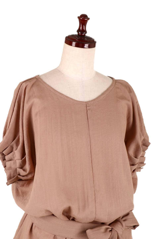 SlubGauzeDolmanBlouseレーヨンスラブガーゼ・ドルマンブラウス大人カジュアルに最適な海外ファッションのothers(その他インポートアイテム)のトップスやシャツ・ブラウス。ムラ糸を使用した夏素材が嬉しいドルマンスリーブのブラウス。生地はレーヨン100%のスラブガーゼでテロテロの質感がです。/main-28
