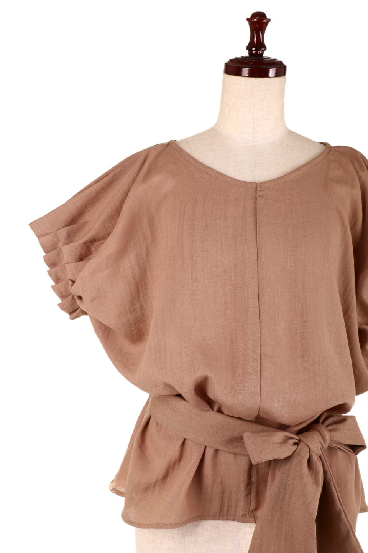 SlubGauzeDolmanBlouseレーヨンスラブガーゼ・ドルマンブラウス大人カジュアルに最適な海外ファッションのothers(その他インポートアイテム)のトップスやシャツ・ブラウス。ムラ糸を使用した夏素材が嬉しいドルマンスリーブのブラウス。生地はレーヨン100%のスラブガーゼでテロテロの質感がです。/main-31