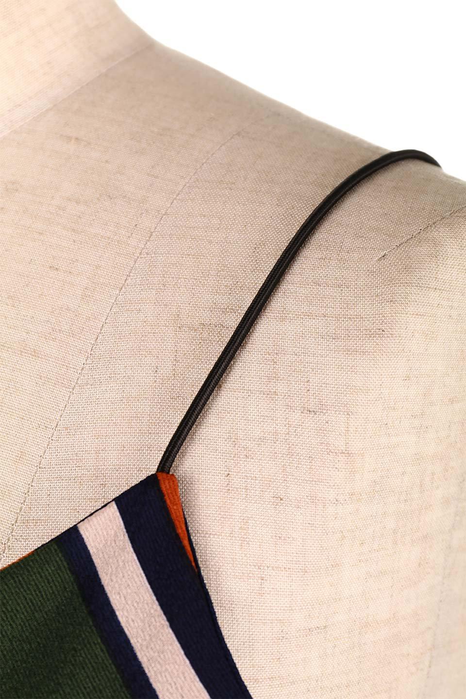 MultiStripeSemi-LongDressマルチストライプ・セミロングワンピース大人カジュアルに最適な海外ファッションのothers(その他インポートアイテム)のワンピースやミディワンピース。大人気のマルチストライプ柄のワンピース。再入荷と売り切れを繰り返している当店人気アイテムです。/main-17