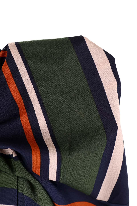MultiStripeSemi-LongDressマルチストライプ・セミロングワンピース大人カジュアルに最適な海外ファッションのothers(その他インポートアイテム)のワンピースやミディワンピース。大人気のマルチストライプ柄のワンピース。再入荷と売り切れを繰り返している当店人気アイテムです。/main-22