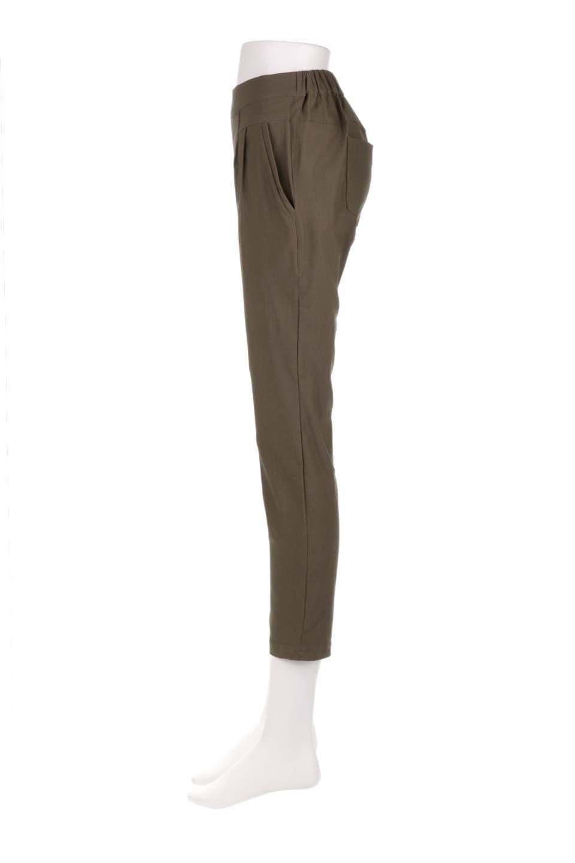 CamelliaOiledHi-StretchPants椿オイル加工・ストレッチ美脚パンツ大人カジュアルに最適な海外ファッションのothers(その他インポートアイテム)のボトムやパンツ。ソフトな風合いの椿オイル加工を施したストレッチ美脚パンツ。当店では「美脚パンツ」の愛称で大人気のパンツです。/main-32