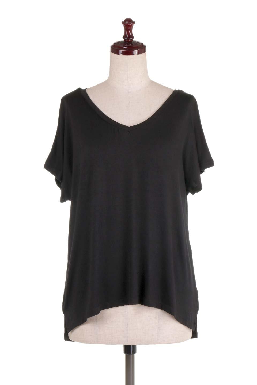 L.A.直輸入のClassicDolmanSleeveV-neckTeeドルマンスリーブ・VネックTシャツ大人カジュアルに最適な海外ファッションのothers(その他インポートアイテム)のトップスやTシャツ。シンプルなドルマンスリーブのVネックTシャツ。レーヨンのテロテロ感がとても気持ち良いトップスです。/main-25
