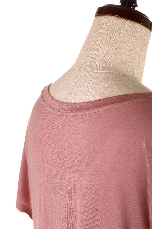 L.A.直輸入のClassicDolmanSleeveV-neckTeeドルマンスリーブ・VネックTシャツ大人カジュアルに最適な海外ファッションのothers(その他インポートアイテム)のトップスやTシャツ。シンプルなドルマンスリーブのVネックTシャツ。レーヨンのテロテロ感がとても気持ち良いトップスです。/main-32