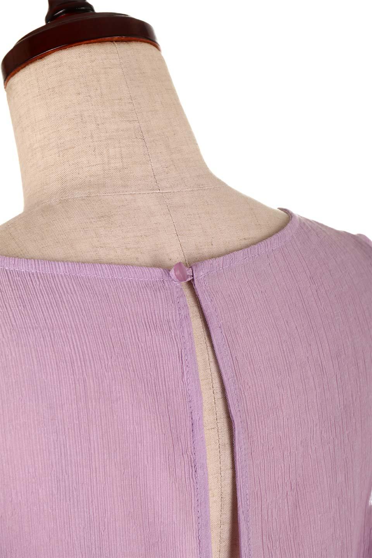 FrilledOpenBackBlouseオープンバック・フリルブラウス大人カジュアルに最適な海外ファッションのothers(その他インポートアイテム)のトップスやシャツ・ブラウス。ボリューム感のあるフリルが可愛いオープンバックのブラウス。肩から裾にかけての大き目フリルが体系隠し効果にもなる人気アイテム。/main-19