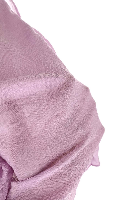 FrilledOpenBackBlouseオープンバック・フリルブラウス大人カジュアルに最適な海外ファッションのothers(その他インポートアイテム)のトップスやシャツ・ブラウス。ボリューム感のあるフリルが可愛いオープンバックのブラウス。肩から裾にかけての大き目フリルが体系隠し効果にもなる人気アイテム。/main-24