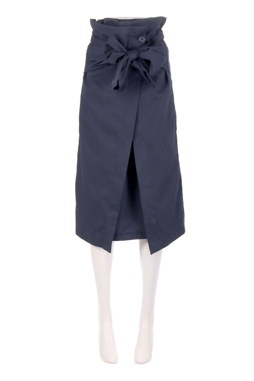 RibbonTiedAsymmetricalSkirtアシメントリー・リボンスカート大人カジュアルに最適な海外ファッションのothers(その他インポートアイテム)のボトムやスカート。フロントの大きなリボンがアクセントのアシメントリースカート。タイト目のスカートを両サイドから包み込むようなデザインです。/main-15