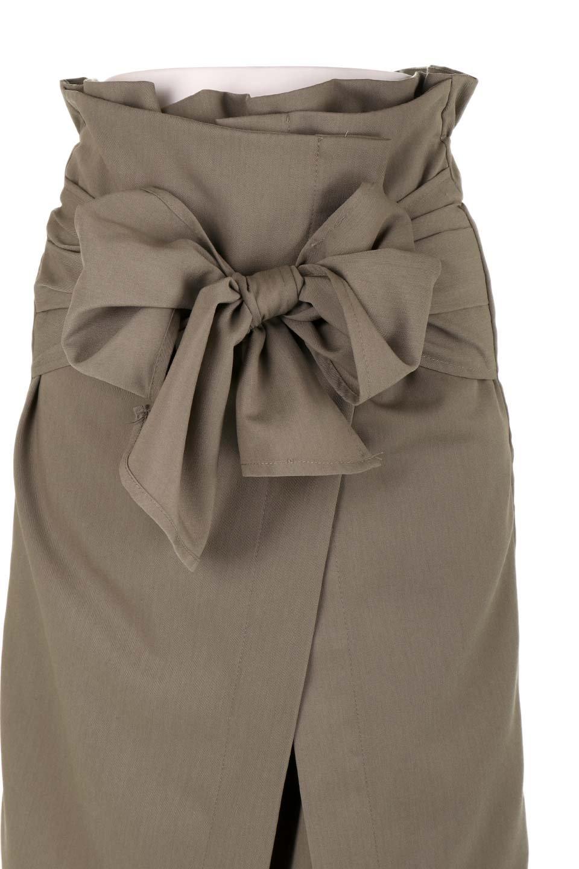 RibbonTiedAsymmetricalSkirtアシメントリー・リボンスカート大人カジュアルに最適な海外ファッションのothers(その他インポートアイテム)のボトムやスカート。フロントの大きなリボンがアクセントのアシメントリースカート。タイト目のスカートを両サイドから包み込むようなデザインです。/main-21
