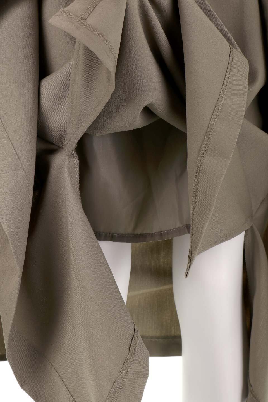 RibbonTiedAsymmetricalSkirtアシメントリー・リボンスカート大人カジュアルに最適な海外ファッションのothers(その他インポートアイテム)のボトムやスカート。フロントの大きなリボンがアクセントのアシメントリースカート。タイト目のスカートを両サイドから包み込むようなデザインです。/main-28