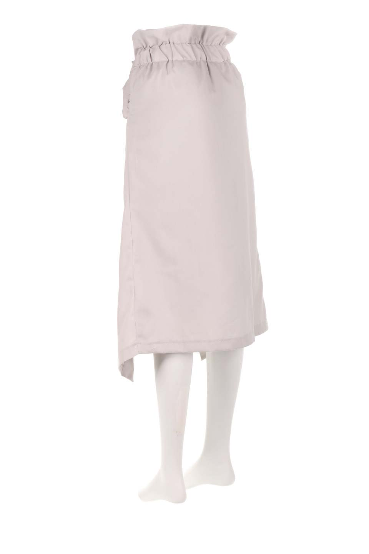 RibbonTiedAsymmetricalSkirtアシメントリー・リボンスカート大人カジュアルに最適な海外ファッションのothers(その他インポートアイテム)のボトムやスカート。フロントの大きなリボンがアクセントのアシメントリースカート。タイト目のスカートを両サイドから包み込むようなデザインです。/main-8