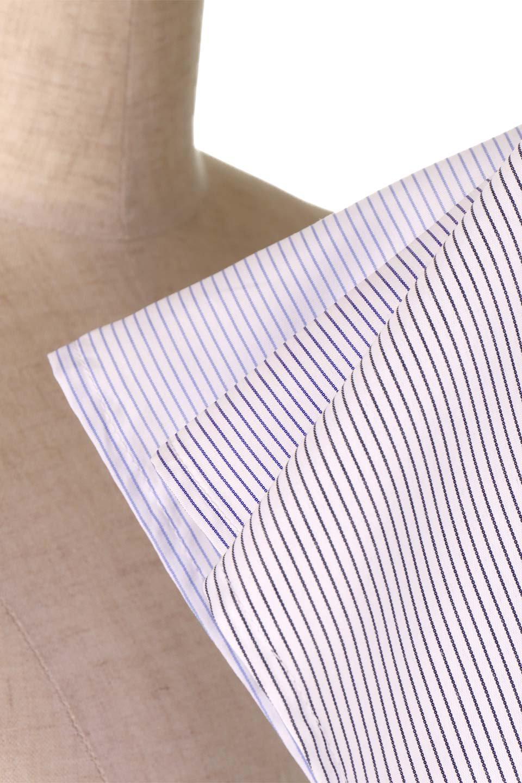 AsymmetricalOneShoulderStripedBlouseアシメントリー・ワンショルダーブラウス大人カジュアルに最適な海外ファッションのothers(その他インポートアイテム)のトップスやシャツ・ブラウス。アシメントリーデザインが可愛いストラップ付ワンショルダーブラウス。大き目のフリルがうまく二の腕を隠してくれる嬉しいアイテムです。/main-23
