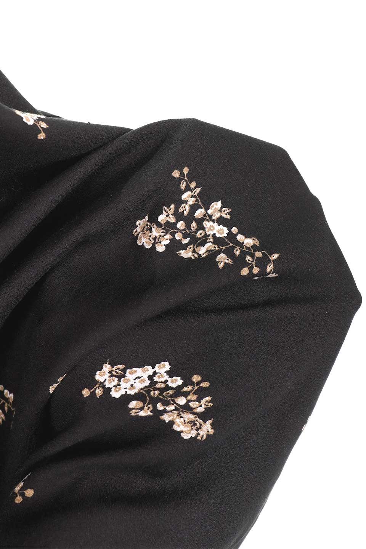 LOVESTITCHのCameliaJumpsuitクロップド・ガウチョジャンプスーツ/海外ファッションが好きな大人カジュアルのためのLOVESTITCH(ラブステッチ)のボトムやロンパース類。落ち着いたイメージのシックな花柄キャミジャンプスーツ。控えめな単色の花柄のモノトーンで大人のリラックスコーデに最適。/main-19