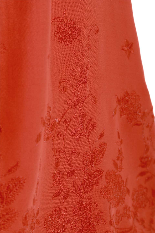 ANGIEのFloralEmbroideredKidsDress花柄刺繍・子供用ワンピース/ANGIE(アンジー)のワンピースやミニワンピース。大人用顔負けの刺繍をあしらったキッズワンピース。単色のワンピースのようですが、ツヤ感のある糸で刺繍されているので上品な高級感があります、首回りなすべてゴムなので、オフショルダーとして着ればちょっとだけお姉さんになれるワンピースです透け感 : ★☆☆☆☆ (?)★☆☆☆☆>さほど気になりません★★☆☆☆>光の具合で少し透けます★★★☆☆>気になる方はインナーを★★★★☆>インナー着用をおすすめ★★★★★>インナーが必要です素材レーヨン 100%サイズ首回り身幅袖丈着丈S22-44381855M25-41411956L28-43452058XL31-45482260※ トルソー着用画像はMサイズです。/main-11