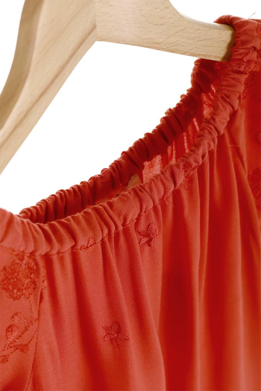 ANGIEのFloralEmbroideredKidsDress花柄刺繍・子供用ワンピース/ANGIE(アンジー)のワンピースやミニワンピース。大人用顔負けの刺繍をあしらったキッズワンピース。単色のワンピースのようですが、ツヤ感のある糸で刺繍されているので上品な高級感があります、首回りなすべてゴムなので、オフショルダーとして着ればちょっとだけお姉さんになれるワンピースです透け感 : ★☆☆☆☆ (?)★☆☆☆☆>さほど気になりません★★☆☆☆>光の具合で少し透けます★★★☆☆>気になる方はインナーを★★★★☆>インナー着用をおすすめ★★★★★>インナーが必要です素材レーヨン 100%サイズ首回り身幅袖丈着丈S22-44381855M25-41411956L28-43452058XL31-45482260※ トルソー着用画像はMサイズです。/main-2