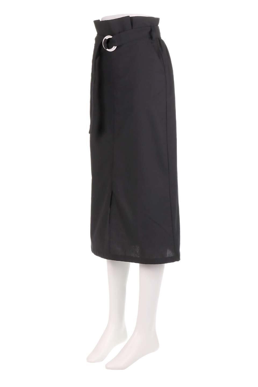 RingBeltCanvasSkirtリングベルト付キャンバススカート大人カジュアルに最適な海外ファッションのothers(その他インポートアイテム)のボトムやスカート。リングベルトが付属したキャンバス地のスカート。足長効果抜群のハイウエストタイプ。/main-11