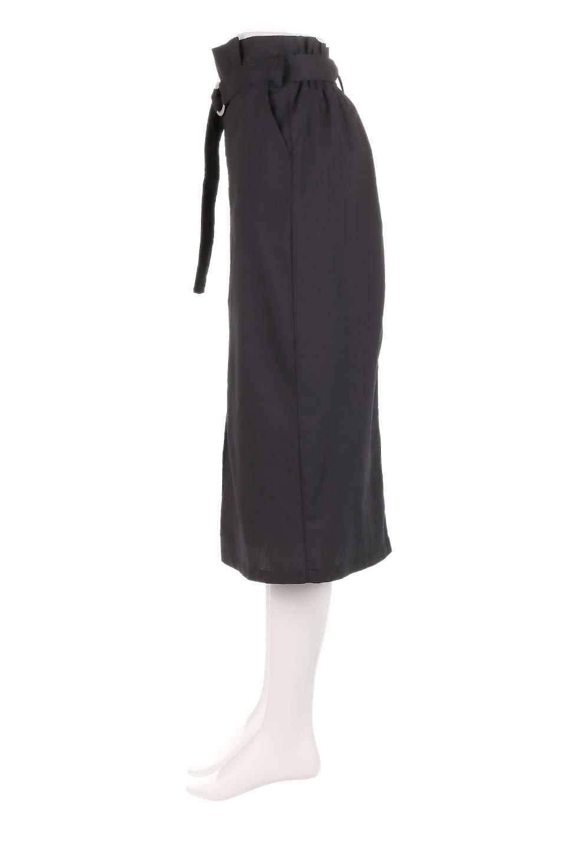 RingBeltCanvasSkirtリングベルト付キャンバススカート大人カジュアルに最適な海外ファッションのothers(その他インポートアイテム)のボトムやスカート。リングベルトが付属したキャンバス地のスカート。足長効果抜群のハイウエストタイプ。/main-12