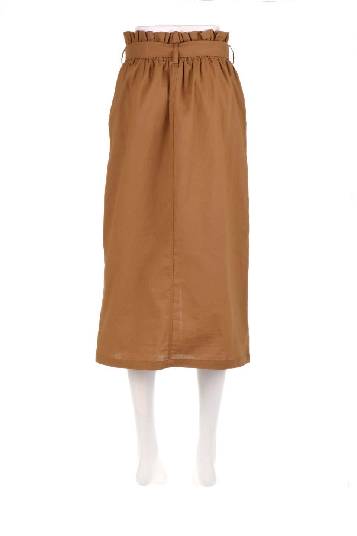 RingBeltCanvasSkirtリングベルト付キャンバススカート大人カジュアルに最適な海外ファッションのothers(その他インポートアイテム)のボトムやスカート。リングベルトが付属したキャンバス地のスカート。足長効果抜群のハイウエストタイプ。/main-9