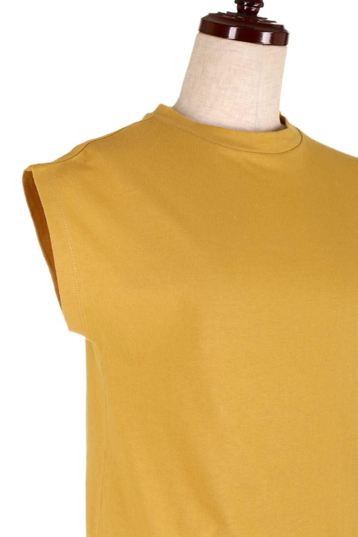 FlenchSleeveT-shirtsフレンチスリーブ・シンプルTシャツ大人カジュアルに最適な海外ファッションのothers(その他インポートアイテム)のトップスやTシャツ。1枚は持っていたいシンプルデザインのフレンチスリーブTシャツ。半袖でもなくノースリーブでもない、ちょっとオシャレに見えるフレンチスリーブ。/main-26