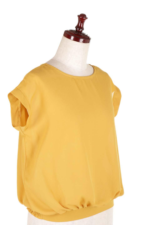 SleevelessOpenBackBlouseノースリーブ・オープンバックブラウス大人カジュアルに最適な海外ファッションのothers(その他インポートアイテム)のトップスやシャツ・ブラウス。背中が開いたオープンバックスタイルのノースリーブブラウス。透け感のある涼しげで大人ぽいアイテムです。/main-20