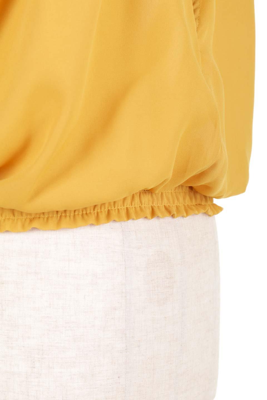SleevelessOpenBackBlouseノースリーブ・オープンバックブラウス大人カジュアルに最適な海外ファッションのothers(その他インポートアイテム)のトップスやシャツ・ブラウス。背中が開いたオープンバックスタイルのノースリーブブラウス。透け感のある涼しげで大人ぽいアイテムです。/main-27