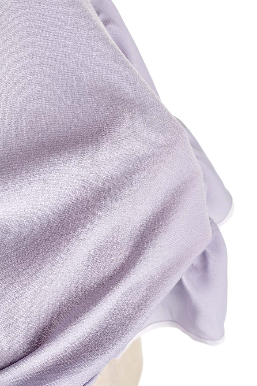 PipingDetailFrilledBlouseパイピング・フリルブラウス大人カジュアルに最適な海外ファッションのothers(その他インポートアイテム)のトップスやシャツ・ブラウス。ダブルジョーゼットの生地を使用したボリュームフリルのノースリーブブラウス。着心地の良いソフトア肌触りとフリルについたパイピングがポイントのブラウス。/main-16