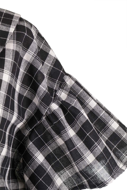 BackRibbonSkipperBlouseバックリボン・スキッパーブラウス大人カジュアルに最適な海外ファッションのothers(その他インポートアイテム)のトップスやシャツ・ブラウス。ゆったり目のシルエットで風通しの良いスキッパーブラウス。太めの袖と背中のリボンがポイントのカジュアルアイテムです。/main-11