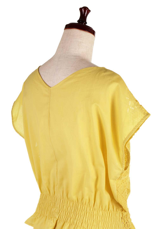 EyeletlaceBlouseアイレットレースブラウス大人カジュアルに最適な海外ファッションのothers(その他インポートアイテム)のトップスやシャツ・ブラウス。アイレットレースでデザインしたノースリーブブラウス。Vゾーンから広がるアイレットレースが可愛いアイテムです。/main-23