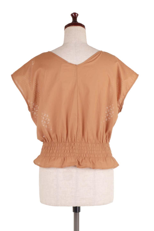 EyeletlaceBlouseアイレットレースブラウス大人カジュアルに最適な海外ファッションのothers(その他インポートアイテム)のトップスやシャツ・ブラウス。アイレットレースでデザインしたノースリーブブラウス。Vゾーンから広がるアイレットレースが可愛いアイテムです。/main-9