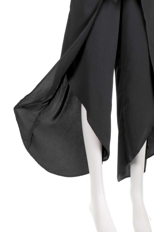 LOVESTITCHのHartleyPantチューリップレッグパンツ/海外ファッションが好きな大人カジュアルのためのLOVESTITCH(ラブステッチ)のボトムやパンツ。巻きスカートの様なディテールが可愛いチューリップレッグのパンツ。夏でも暑苦しくないヒラヒラがポイントのパンツです。/main-11