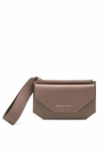 海外ファッションや大人カジュアルのためのインポートバッグ、かばんmelie bianco(メリービアンコ)のLottie (Pewter)