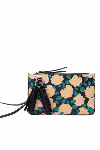 海外ファッションや大人カジュアルのためのインポートバッグ、かばんmelie bianco(メリービアンコ)のFarrah (Flower)